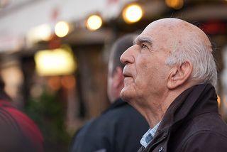 Old Man Looking-artisrams